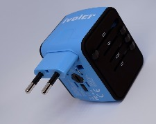 Example of A Travel Adapter